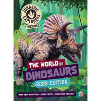 The World of Dinosaurs Annual 2022