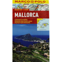 Mallorca - Marco Polo Holiday Map