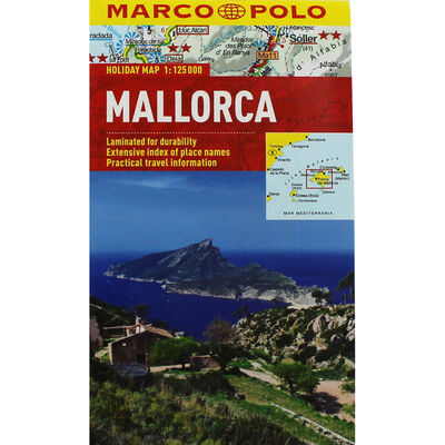 Mallorca - Marco Polo Holiday Map image number 1