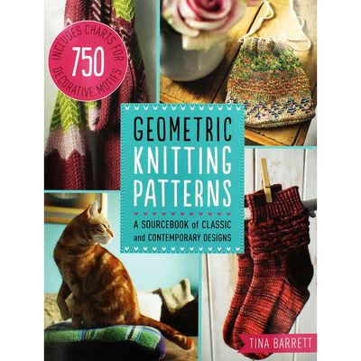 Geometric Knitting Patterns image number 1