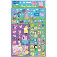 Peppa Pig Mega Sticker Pack