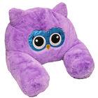 Purple Owl Plush Sofa Snuggles image number 2