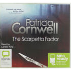 The Scarpetta Factor: MP3 CD image number 1