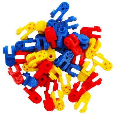 Connector Blocks Set - 48 Pieces image number 3
