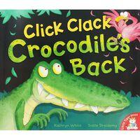 Click Clack Crocodile's Back