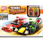 Block Tech Turbo Racers Set image number 2