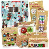 Fill Your Own Advent Calendar Snowy Christmas Bundle
