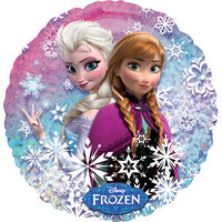 18 Inch Disney Frozen Helium Balloon