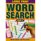 Large Print Wordsearch: Assorted Books 25-28 image number 3