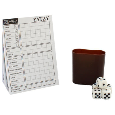 Yatzy Dice Game image number 3