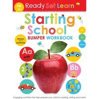 Starting School: Workbook - Age 4+