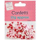 Plastic Heart Confetti image number 1
