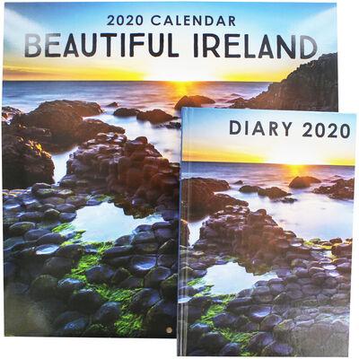 Beautiful Ireland 2020 Calendar and Diary Set image number 1