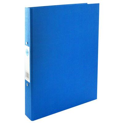 A4 Blue Ring Binder File image number 1