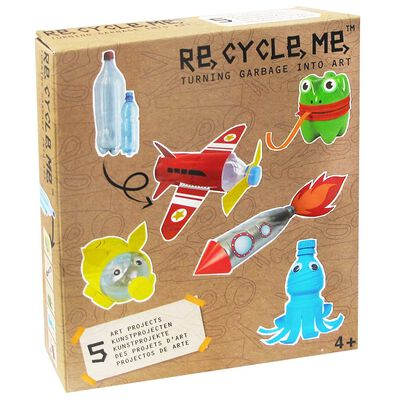 Recycle Me Water Bottle Fun image number 1