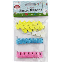 Easter Ribbons - 6 Pack