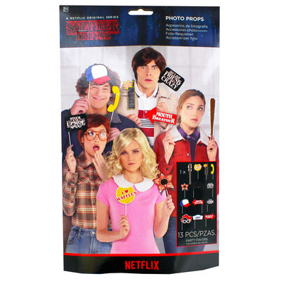 Stranger Things Photo Props image number 1