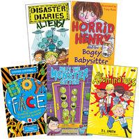 Gross Books for Boys: 5 Book Box Set