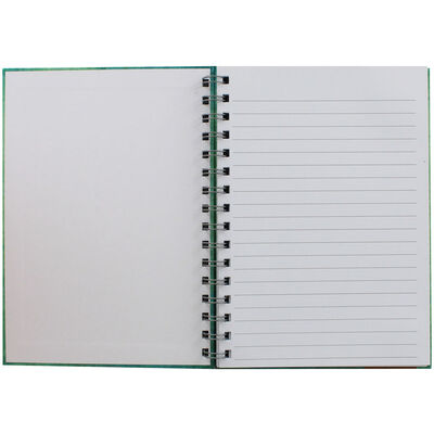 A5 Wiro Nelson Mandela Lined Notebook image number 2