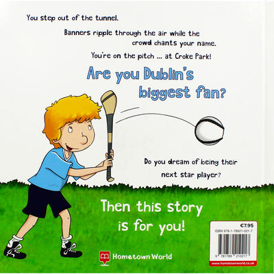 When I Grow Up Im Going To Play Hurling For Dublin image number 3