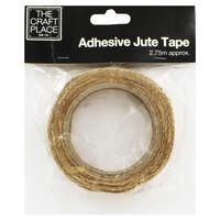 Adhesive Jute Tape: 2.75m