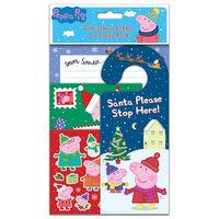 Christmas Letter to Santa Pack: Peppa Pig