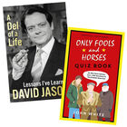Only Fools and Horses Quiz Book & A Del of a Life 2 Book Bundle image number 1
