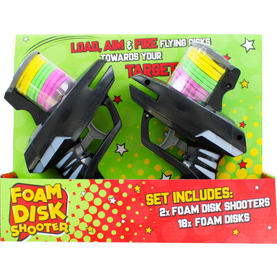 Foam Disk Shooter - Dual Pack image number 2