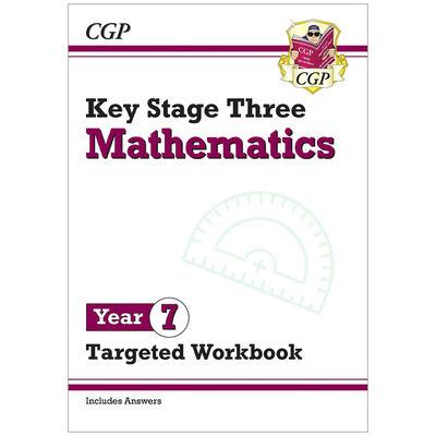 KS3 Maths Targeted Workbook: Year 7 image number 1