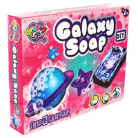 Make Your Own Galaxy Soap