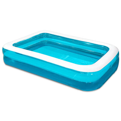 Inflatable Giant Rectangular Pool image number 1
