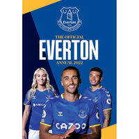 The Official Everton Annual 2022