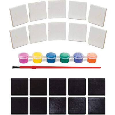 Mini Magnetic Tile Art image number 3