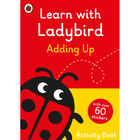 Learn With Ladybird: Adding Up Activity Book image number 1