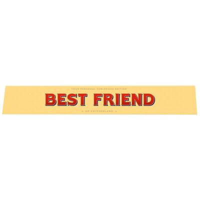 Toblerone Milk Chocolate 100g – Best Friend image number 1