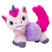 Twisty Pets: Snowpuff Unicorn Plush
