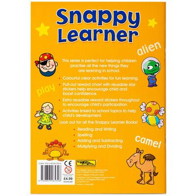 Snappy Learner: Reading And Writing image number 2