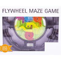 Flywheel Labyrinth Maze Runner Puzzle