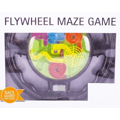 Flywheel Labyrinth Maze Runner Puzzle image number 1