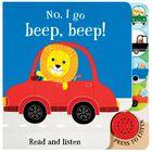 Beep Beep Sound Board Book image number 1