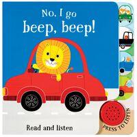 Beep Beep Sound Board Book
