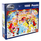 Disney on Ice 1000 Piece Jigsaw Puzzle image number 1