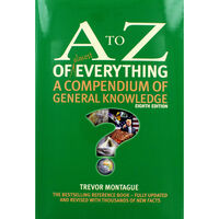 A To Z Of Almost Everything: 8th Edition