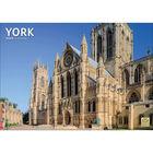 York 2020 A4 Wall Calendar image number 1