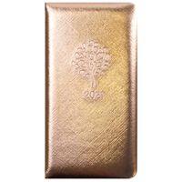 Gold Tree 2021 Slim Week to View Pocket Diary