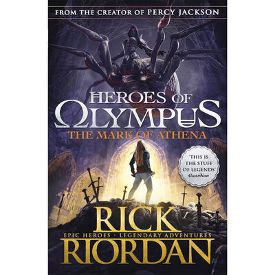 Heroes of Olympus: 5 Book Collection image number 4