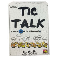 Tic Talk: Interactive Board Game
