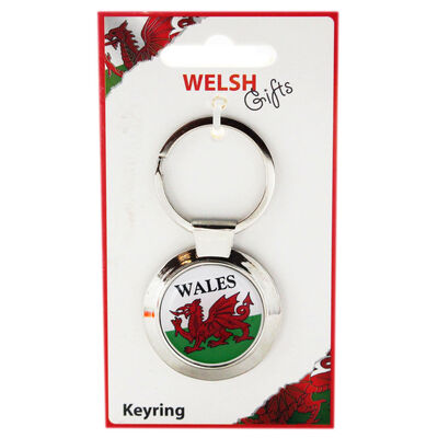 Welsh Keyring image number 1