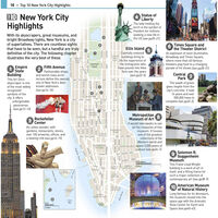 DK Eyewitness Top 10: New York City