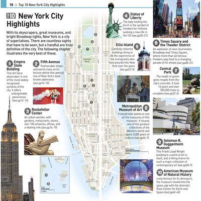 DK Eyewitness Top 10: New York City image number 2